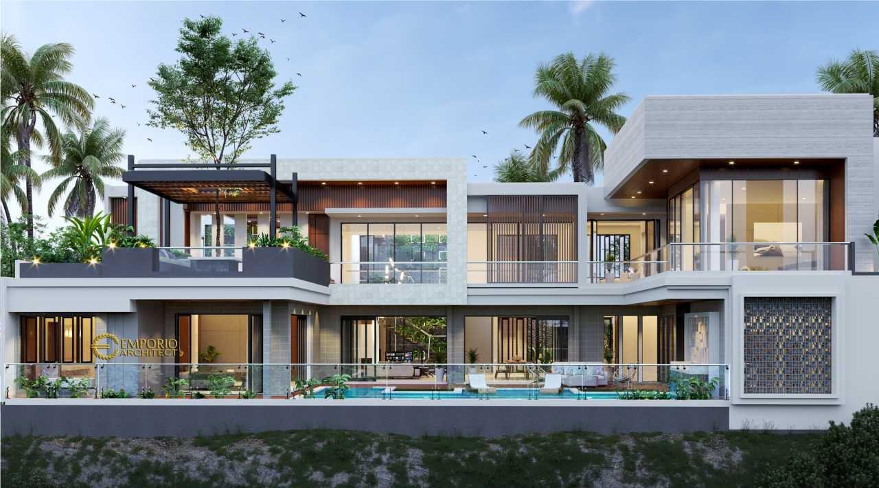 Desain Villa Ruko Pak Yan