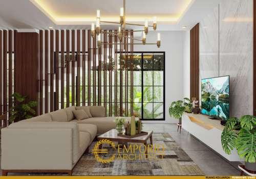 Interior Design American Style Luxurious Villa 2 Floors Mr. Vinni - Kerobokan, Badung, Bali