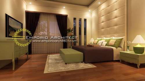 Interior Design Kampoeng Villas 2 Floors Design - Kerobokan, Bali