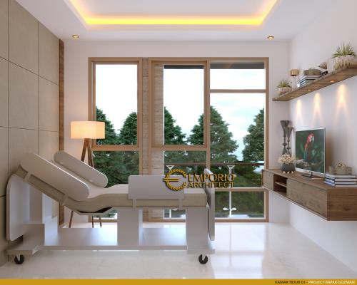 Interior Design Mitra Santosa Clinic Modern 2 Floors Design - Bandung, Jawa Barat