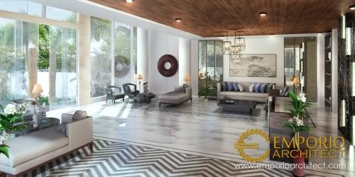 Interior Design Mr. Jafar Modern Office 7 Floors Design - Jakarta