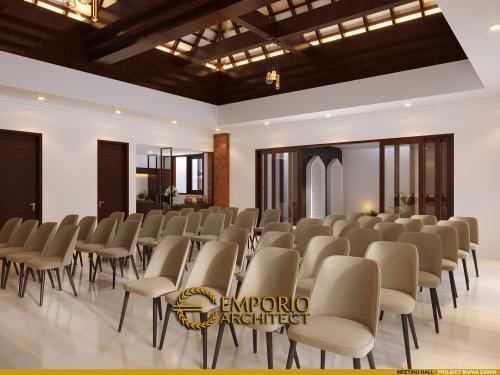 Desain Interior Desain Pendopo Klasik Jawa 2 Lantai Bapak Erwin