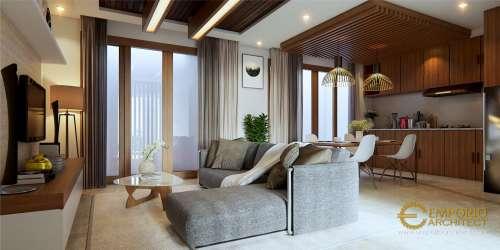 Interior Design Project 532 Modern House 2 Floors Design - Surabaya