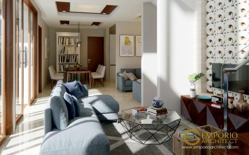Desain Interior Desain Rumah Hook Villa Bali 2 Lantai Bapak Adit Brata II