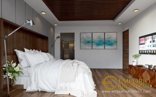 Desain Interior Desain Rumah Hook Villa Bali 3 Lantai Bapak Budiman