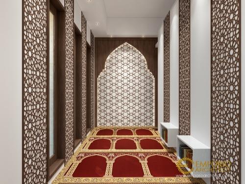 Desain Interior Desain Rumah Villa Bali 1 Lantai Bapak Farizal II