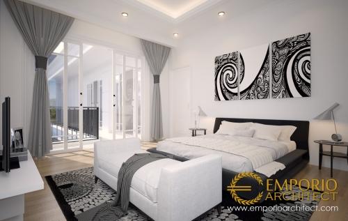 Interior Design Mrs. NA Classic House 2 Floors Design - Jakarta