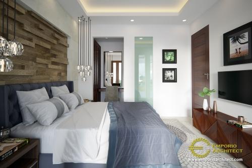 Interior Design Mr. Taufik Arsa Villa Bali House 2 Floors Design - Mamuju, Sulawesi Barat