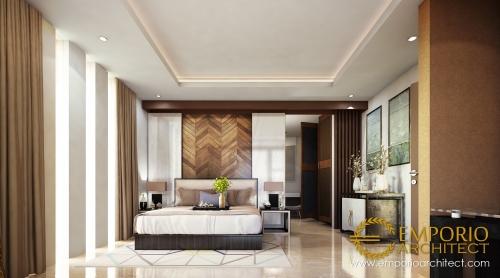Interior Design Mr. Yusuf Modern House 2 Floors Design - Lombok