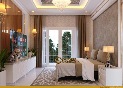 Desain Interior Desain Rumah Classic 2 Lantai Bapak Deni III