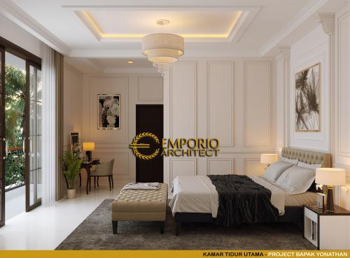 Interior Design Mr. Yonathan Classic House 3 Floors Design - Solo (Surakarta), Jawa Tengah