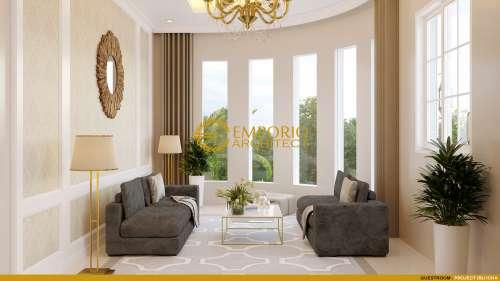 Desain Interior Desain Rumah Tradisional 1 Lantai Ibu Mila