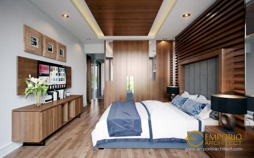 Desain Interior Desain Rumah Villa Bali 2 Lantai Ibu Heny