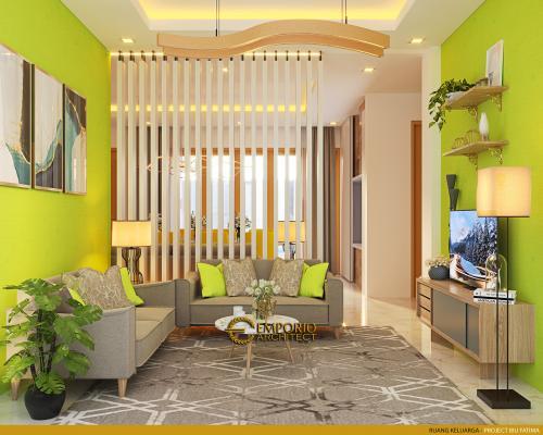 Interior Design Mrs. Fatima Modern House 1 Floors Design - Dili, Timor Leste