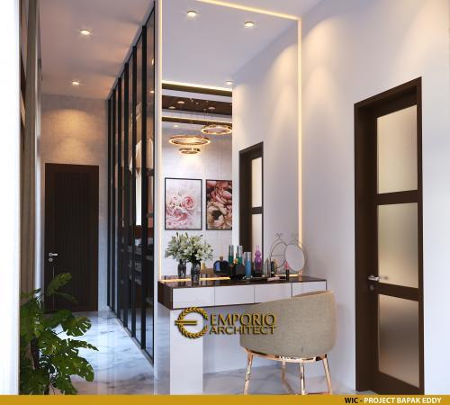 Desain Interior Desain Rumah Villa Bali Modern 1 Lantai Bapak Eddy
