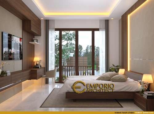 Interior Design Mr. Ivan Villa Bali Modern House 1 Floor Design - Pangkalan Bun, Kalimantan Tengah
