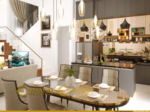 Interior Design Mr. Johan Modern House 2 Floors Design - Depok, Jawa Barat
