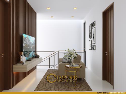 Interior Design Mrs. Rina Modern House 2 Floors Design - Bogor, Jawa Barat