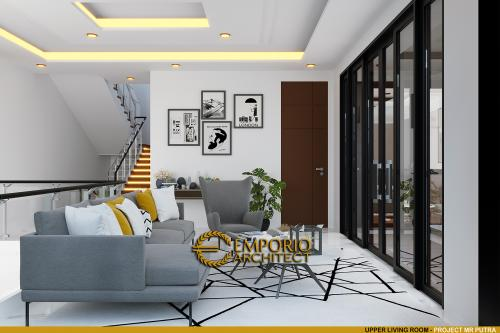 Interior Design Mr. Putra Modern House 2 Floors Design - BSD, Tangerang Selatan, Banten