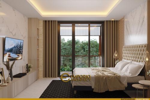 Interior Design Mr. Dadi Modern House 2 Floors Design - Bekasi, Jawa Barat