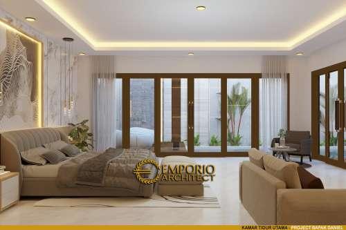 Interior Design Mr. Daniel Modern House 2 Floors Design - Bengkulu