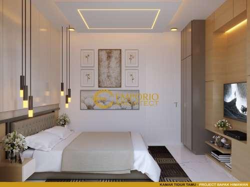 Interior Design Mr. Himawan Modern House 2 Floors Design - Surabaya