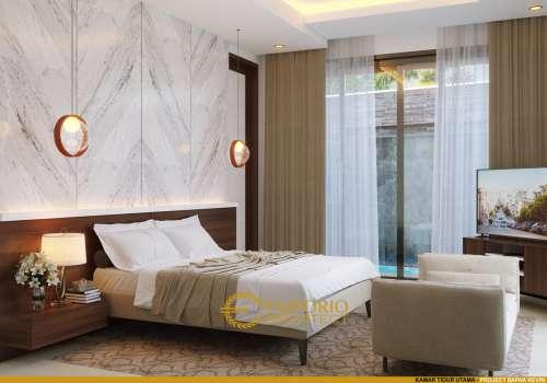 Interior Design Mr. Kevin Modern House 2 Floors Design - Kudus, Jawa Tengah