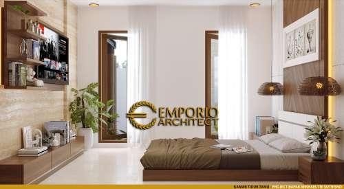 Interior Design Mr. Mikhael Tri Sutrisno Modern House 2 Floors Design - Pematang Siantar, Sumatera Utara