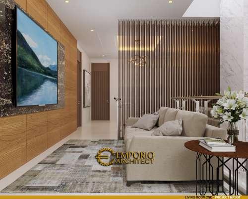 Interior Design Mr. RM Modern House 2 Floors Design - Bogor, Jawa Barat