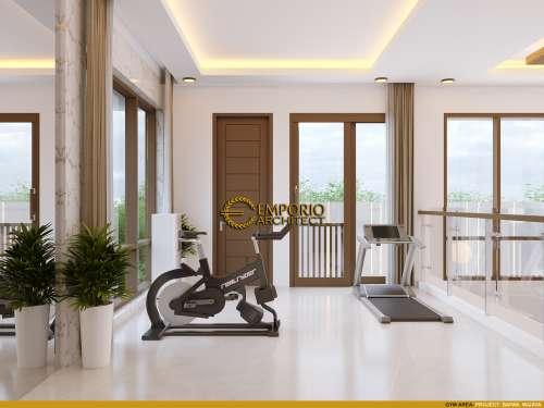Interior Design Mr. Wijaya Modern House 2 Floors Design - Bali