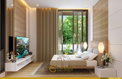 Interior Design Mrs. Irma Modern House 2 Floors Design - Semarang, Jawa Tengah