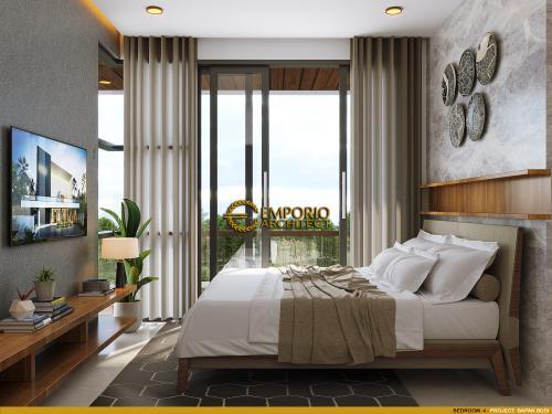 Interior Design Mr. Budi Modern House 3 Floors Design - Jakarta Utara