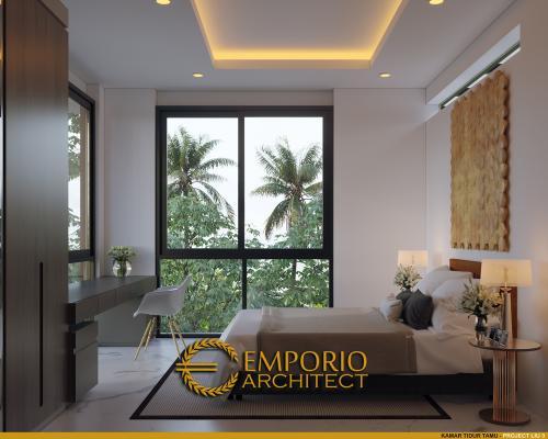 Desain Interior Desain Rumah Modern 3 Lantai Bapak Liu II