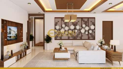 Desain Interior Desain Rumah Classic 3 Lantai Ibu Icha