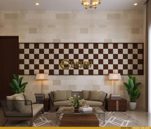 Desain Interior Desain Rumah Villa Bali 2 Lantai Bapak Era Johny
