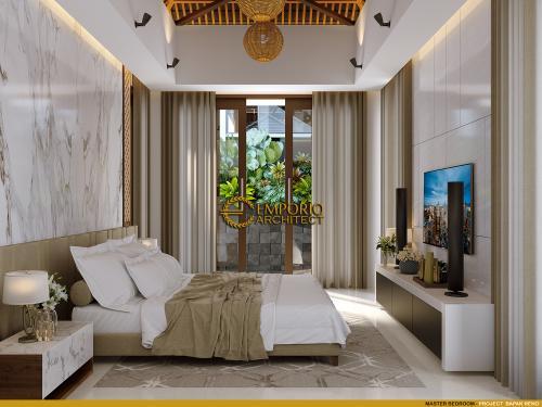 Interior Design Mr. Reno Villa Bali House 2 Floors Design - Bandung, Jawa Barat