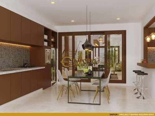 Desain Interior Desain Rumah Villa Bali 2 Lantai dr. Ngurah Eka