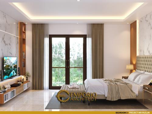 Desain Interior Desain Rumah Villa Bali 3 Lantai Mr. Fazlur
