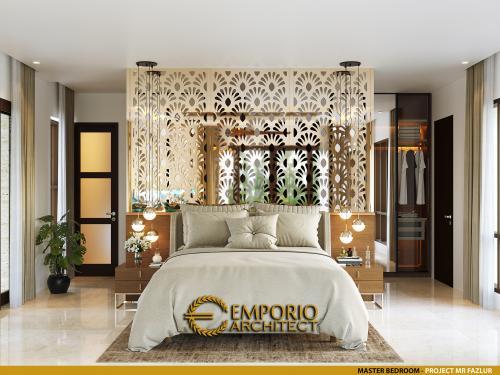 Interior Design Mr. Fazlur Villa Bali House 3 Floors Design - Bangladesh