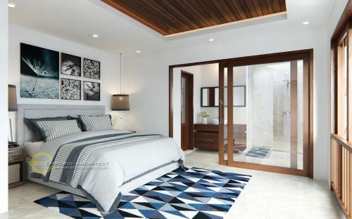 Desain Interior Desain Villa Style Villa Bali 2 Lantai Bapak Agung Adhy