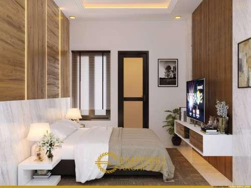 Interior Design Mr. Laode Modern House 3 Floors Design Type A - Balikpapan, Kalimantan Timur