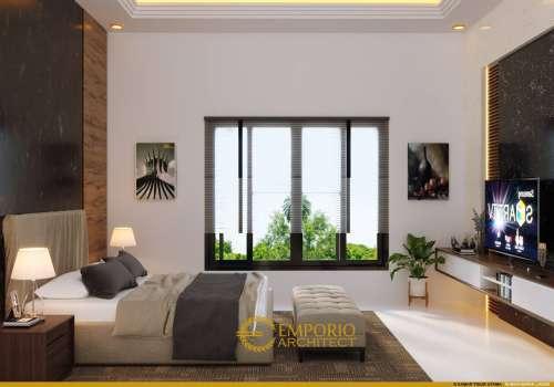 Interior Design Mr. Laode Modern House 3 Floors Design Type B - Balikpapan, Kalimantan Timur
