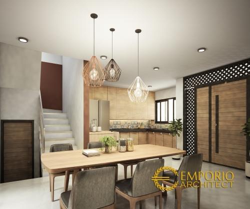 Desain Interior Desain Kost Modern 3 Lantai Bapak Adi
