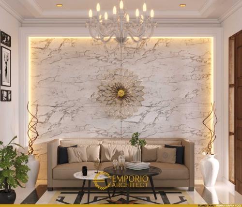 Interior Design  Mr. Yogi Classic House 2 Floors Design - Bandung, Jawa Barat