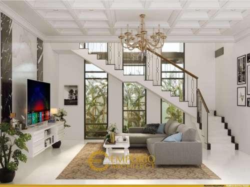 Interior Design Mr. Teddy Modern House 3 Floors Design - Bekasi, Jawa Barat