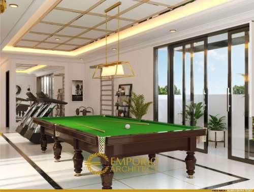 Desain Interior Desain Rumah Hook Modern 3 Lantai Bapak Teddy