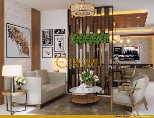 Interior Design Mr. Adi Modern House 2 Floors Design - Bogor, Jawa Barat