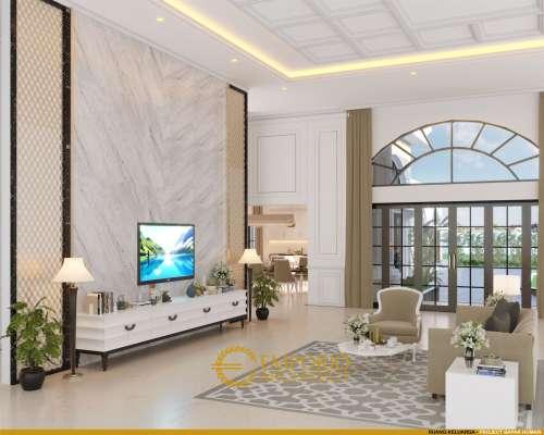 Interior Design Mr. Human Classic House 1 Floor Design - Bondowoso, Jawa Timur