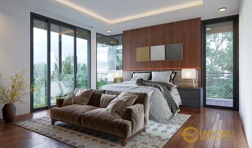 Desain Interior Desain Rumah Modern 3 Lantai Ibu Kayla