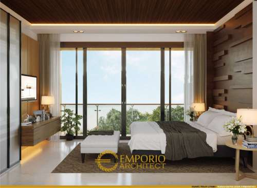 Interior Design Mr. Didik Firmansyah Modern Office and House 2 Floors Design - Buleleng, Bali